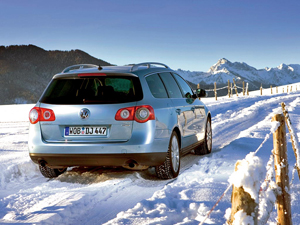 Foto Trasero Volkswagen Passat Familiar 1999