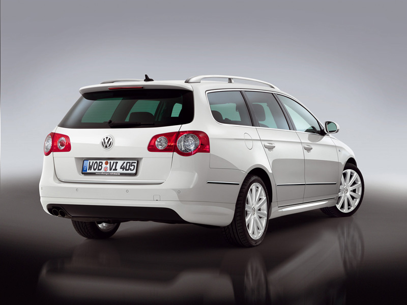 Foto Exteriores Volkswagen Passat Familiar 1999