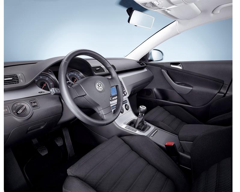 Foto Interiores Volkswagen Passat Familiar 1999