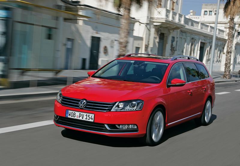 Foto Exteriores Volkswagen Passat Familiar 2010