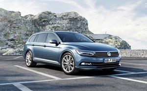Foto Exteriores (14) Volkswagen Passat Familiar 2014