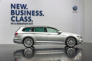 Foto Exteriores (16) Volkswagen Passat Familiar 2014