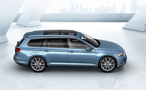 Foto Exteriores (19) Volkswagen Passat Familiar 2014