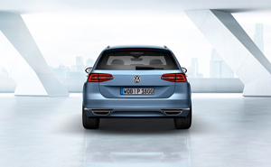 Foto Exteriores (20) Volkswagen Passat Familiar 2014