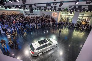 Foto Exteriores (21) Volkswagen Passat Familiar 2014