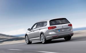 Foto Exteriores (23) Volkswagen Passat Familiar 2014