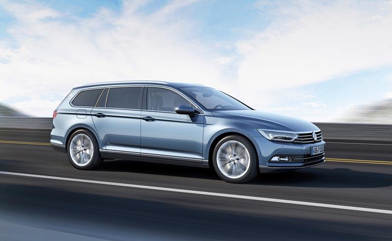 Foto Exteriores (1) Volkswagen Passat Familiar 2014