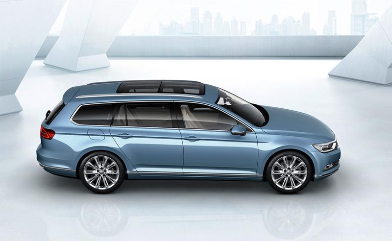 Foto Exteriores Volkswagen Passat Familiar 2014