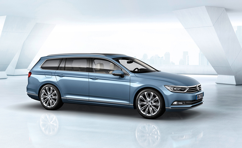 Foto Exteriores (24) Volkswagen Passat Familiar 2014