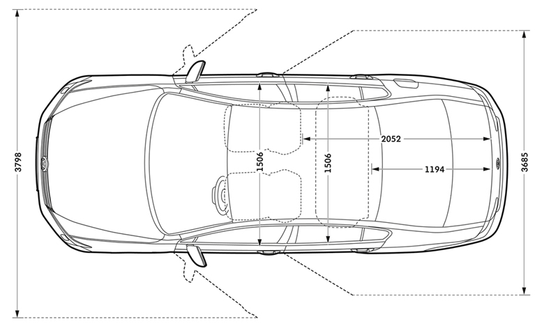 Foto Tecnicas (1) Volkswagen Passat Familiar 2014