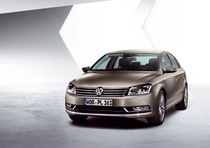 Foto Delantera Volkswagen Passat Sedan 2010