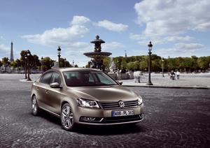 Foto Exteriores-(4) Volkswagen Passat Sedan 2010