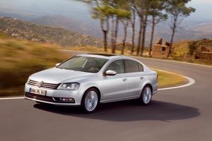 Prueba dinámica VW Passat TDI