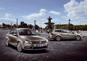 Foto Exteriores-(8) Volkswagen Passat Sedan 2010