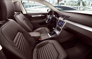 Foto Interiores-(2) Volkswagen Passat Sedan 2010