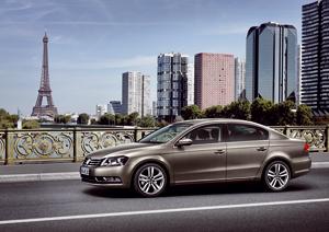 Foto Perfil Volkswagen Passat Sedan 2010
