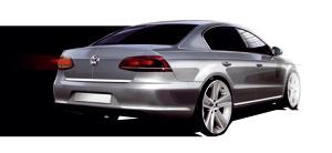Foto Tecnicas-(11) Volkswagen Passat Sedan 2010