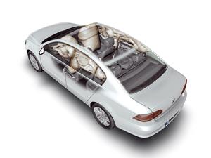 Foto Tecnicas-(6) Volkswagen Passat Sedan 2010