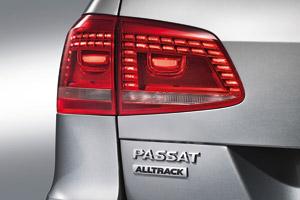 Foto Detalles (4) Volkswagen Passat-alltrack Familiar 2011