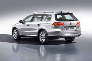 Foto Exteriores Volkswagen Passat-alltrack Familiar 2011