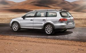 Foto Perfil Volkswagen Passat-alltrack Familiar 2011