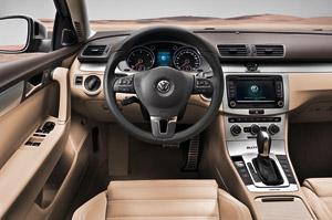Foto Salpicadero Volkswagen Passat-alltrack Familiar 2011
