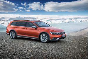 Foto Exteriores (1) Volkswagen Passat-alltrack Suv Todocamino 2015