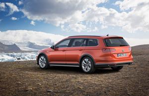 Foto Exteriores (2) Volkswagen Passat-alltrack Suv Todocamino 2015