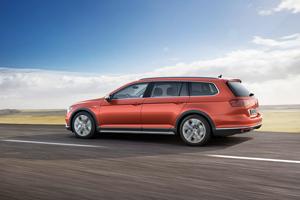 Foto Exteriores (3) Volkswagen Passat-alltrack Suv Todocamino 2015