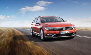 Foto Exteriores (4) Volkswagen Passat-alltrack Suv Todocamino 2015