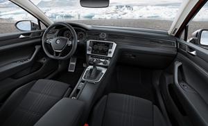 Foto Interiores (1) Volkswagen Passat-alltrack Suv Todocamino 2015