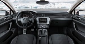 Foto Salpicadero Volkswagen Passat-alltrack Suv Todocamino 2015