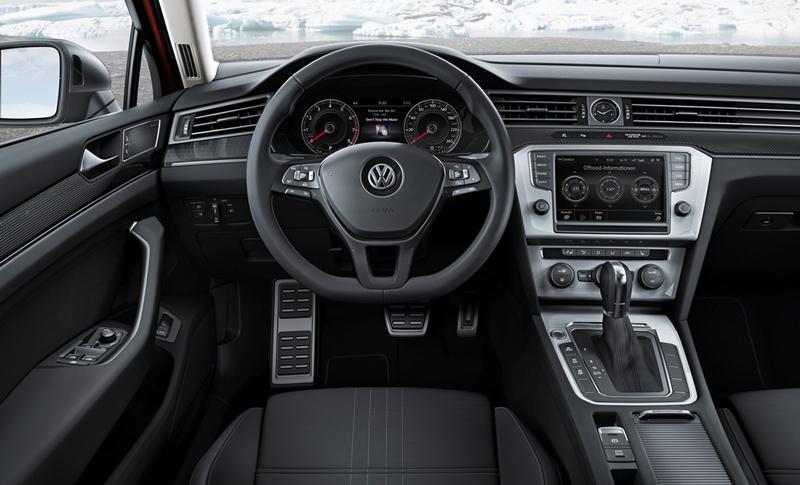 Foto Interiores Volkswagen Passat Alltrack Suv Todocamino 2015