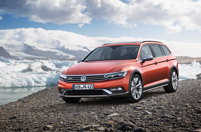 Foto Perfil Volkswagen Passat Alltrack Suv Todocamino 2015