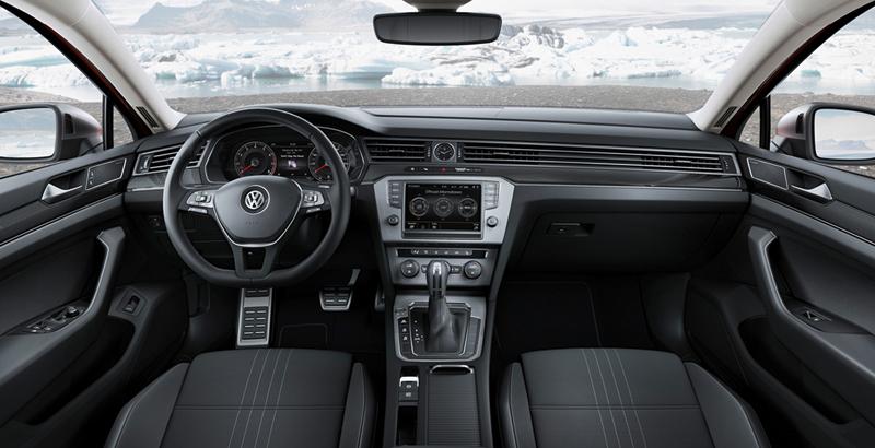 Foto Salpicadero Volkswagen Passat Alltrack Suv Todocamino 2015