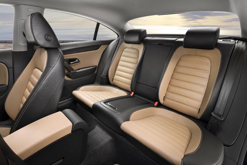 Foto Interiores Volkswagen Passat cc Sedan