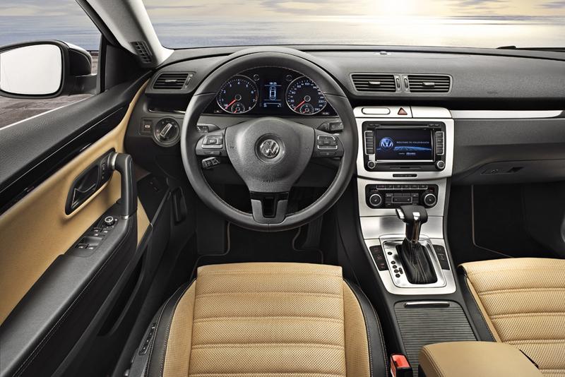 Foto Salpicadero Volkswagen Passat Cc Sedan