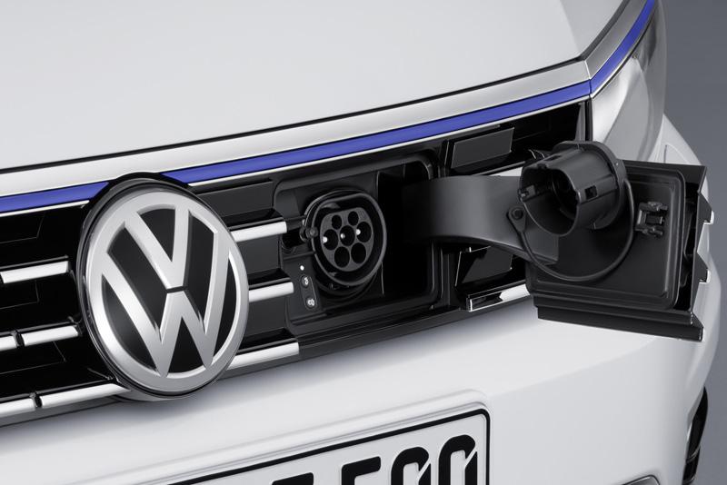 Foto Detalles Volkswagen Passat Gte Sedan 2014