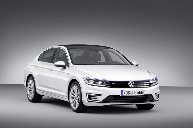 Foto Perfil Volkswagen Passat Gte Sedan 2014