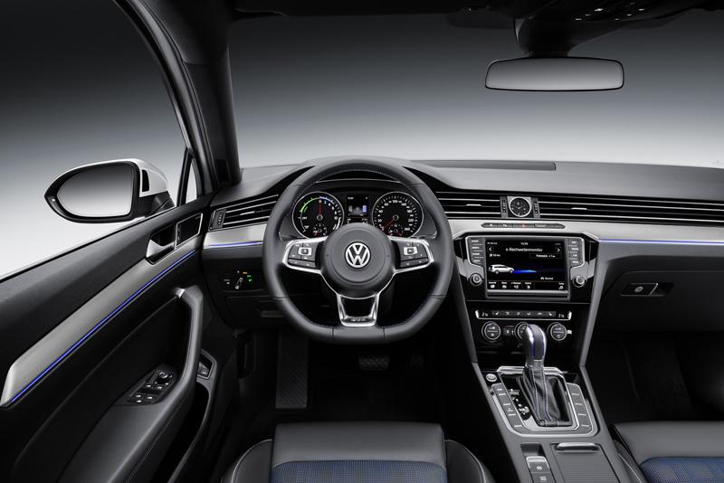 Foto Salpicadero Volkswagen Passat Gte Sedan 2014