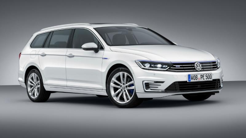 Foto Exteriores (2) Volkswagen Passat-gte Sedan 2016