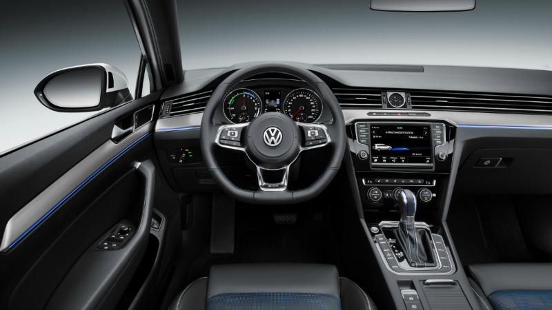 Foto Salpicadero Volkswagen Passat-gte Sedan 2016