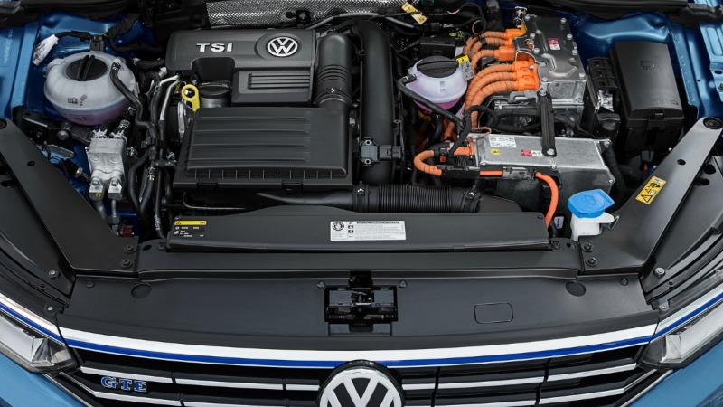 Foto Tecnicas (2) Volkswagen Passat-gte Sedan 2016