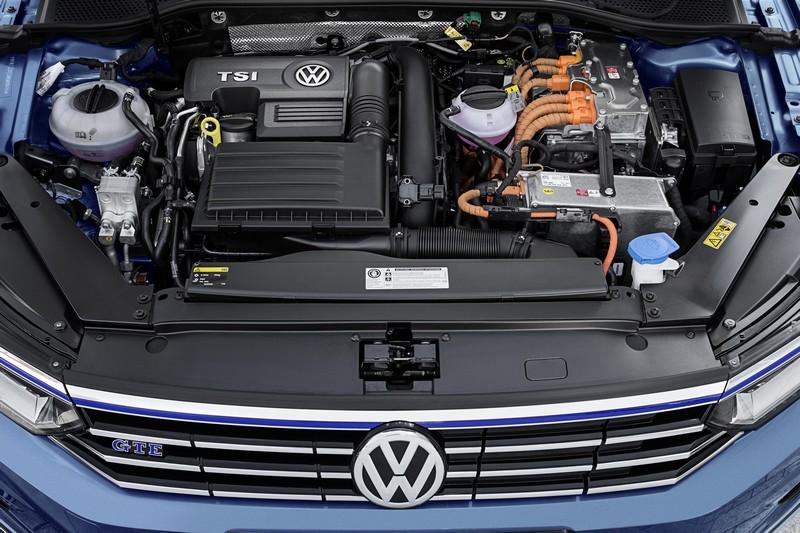 Foto Tecnicas Volkswagen Passat Gte Prueba Familiar 2016