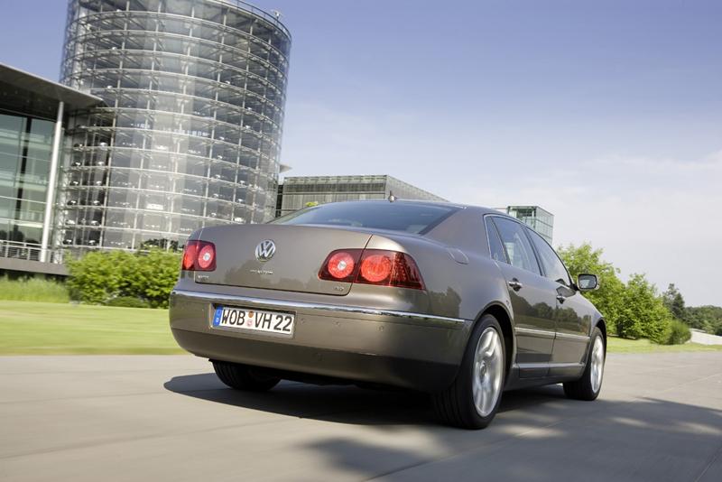 Foto Exteriores Volkswagen Phaeton Sedan 2007