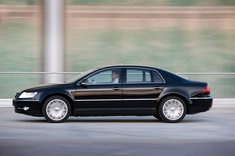 Foto Perfil Volkswagen Phaeton Sedan 2007