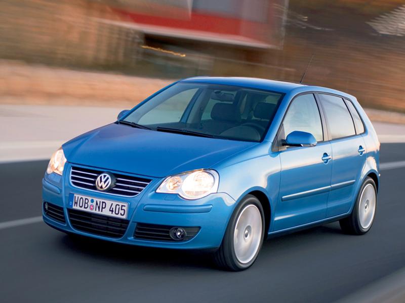 Foto Delantero Volkswagen Polo Dos Volumenes 2008