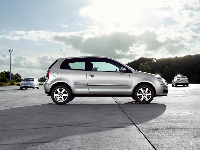 Foto Exteriores Volkswagen Polo Dos Volumenes 2008
