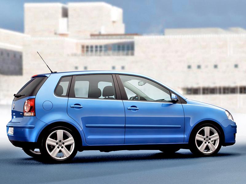Foto Lateral Volkswagen Polo Dos Volumenes 2008