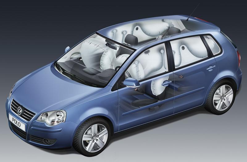 Foto Tecnicas Volkswagen Polo Dos Volumenes 2008